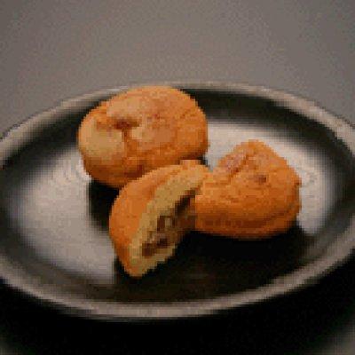 画像1: <美薗>【ご自宅用 簡易包装】 合わせ味噌ブッセ 10個バラ入