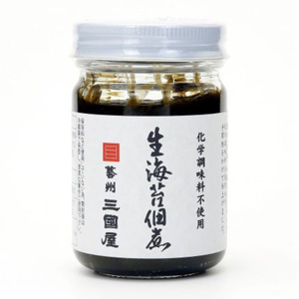 画像1: 三國屋 生海苔佃煮  (三ツ星醤油使用)  100g (1)