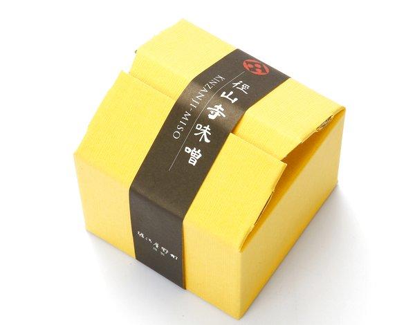 画像1: 【新もの】徑山寺(きんざんじ)味噌 300g(小箱入) (1)