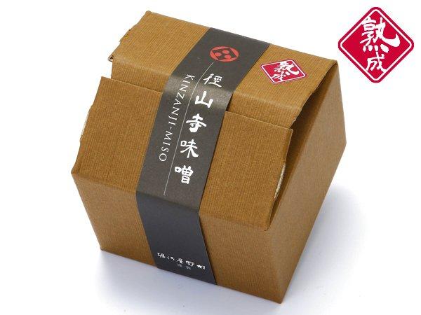 画像1: 【熟成】徑山寺(きんざんじ)味噌 300g(小箱入) (1)