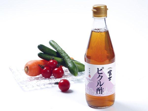画像1: 飯尾醸造 富士 ピクル酢 360ml (1)