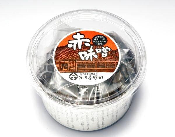 画像1: 赤味噌 500g(カップ入・ご家庭用) (1)
